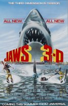 Horror History: Friday, July 22, 1983: Jaws 3-D was released in theaters