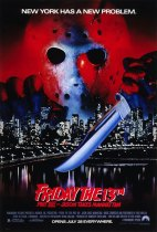 Horror History: Friday, July 28, 1989: Friday the 13th Part VIII: Jason Takes Manhattan was released in theaters