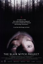 Horror History: Friday, July 30, 1999: The Blair Witch Project was released in theaters