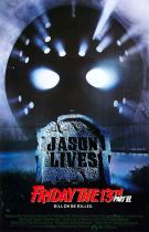 Horror History: Friday, August 1, 1986: Friday the 13th Part VI: Jason Lives was released in theaters