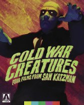 Cold War Creatures (Four Films from Sam Katzman) (4-Disc Limited Edition) Available September 14