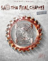 Saw: The Final Chapter (2010) (Unrated) Available July 20