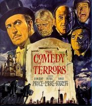 The Comedy of Terrors (1963) Available August 31