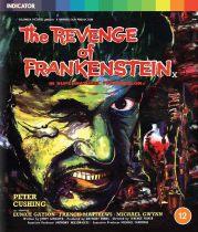 The Revenge of Frankenstein (1958) (Import) Available July 30