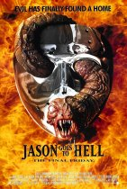 Horror History: Friday, August 13, 1993: Jason Goes to Hell: The Final Friday was released in theaters