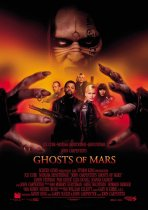 Horror History: Friday, August 24, 2001: Ghosts of Mars was released in theaters