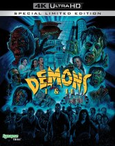 Demons + Demons 2 (2-Disc Limited Edition) (4K Ultra HD) Available October 19