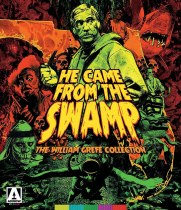 He Came From the Swamp: The Films of Bill Grefe (4-Disc Special Edition Collector's Set) Available October 5