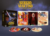 The Sergio Martino Collection (3-Disc Special Edition) Available August 3