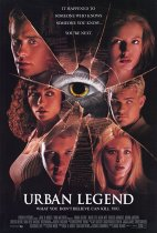 Horror History: Friday, September 25, 1998: Urban Legend was released in theaters