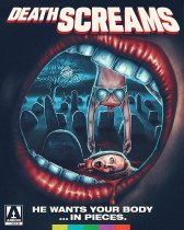 Death Screams (1982) (Limited Edition) Available September 28
