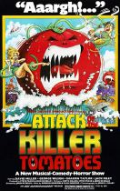 Horror History: Sunday, October 8, 1978: Attack of the Killer Tomatoes was released in theaters