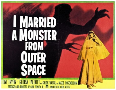 I Married A Monster lobby card
