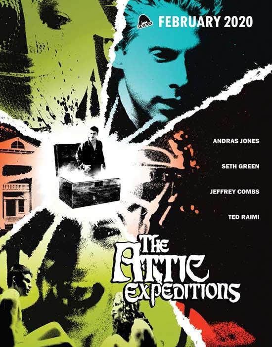 ATTIC EXPEDITIONS