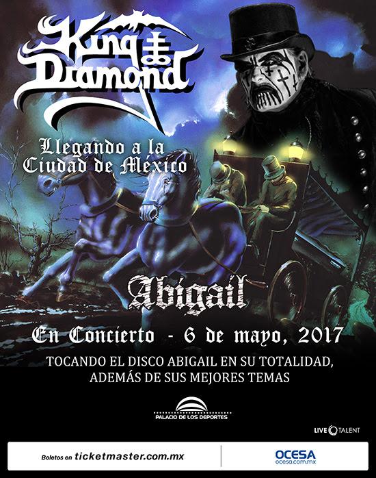 king-diamond-mexico-poster