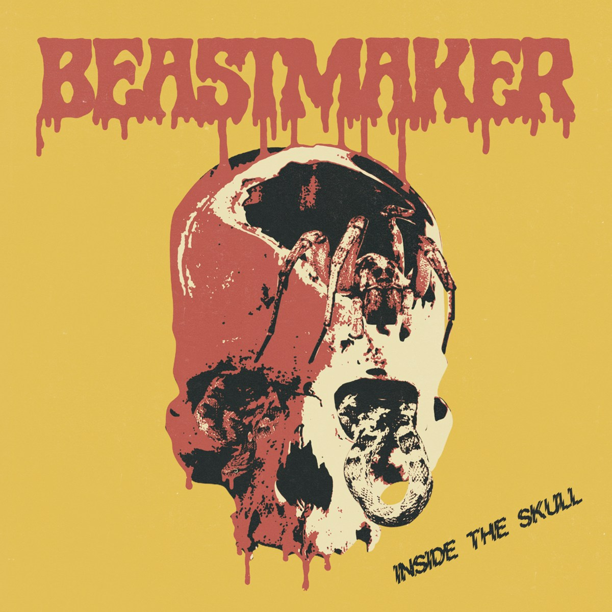 BEASTMAKER Stream Latest New Album 'Inside The Skull' Online!