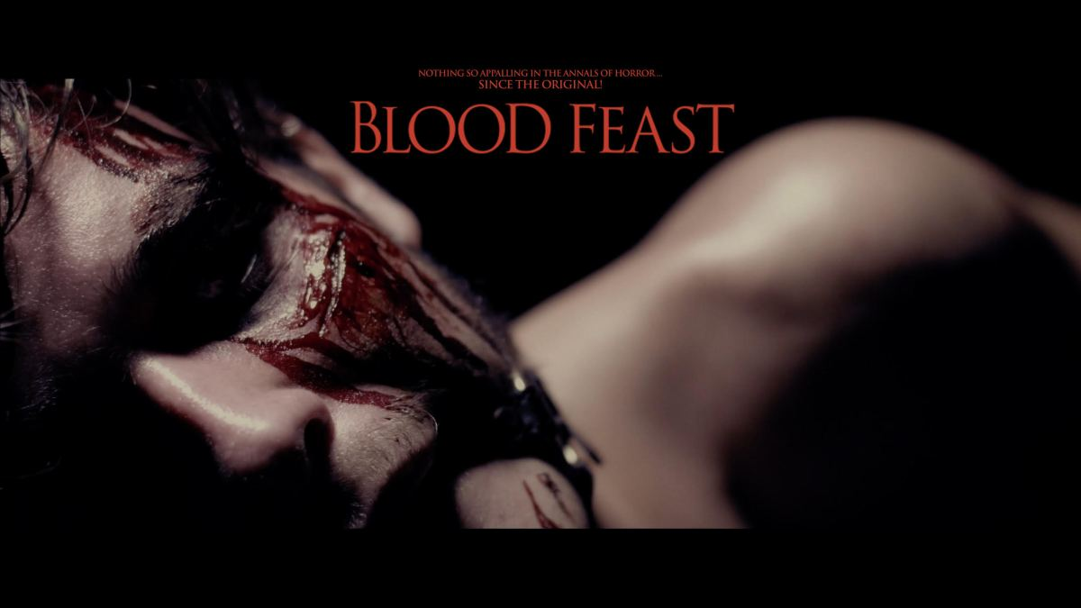 BLOOD FEAST Remake Gets New Key Art!