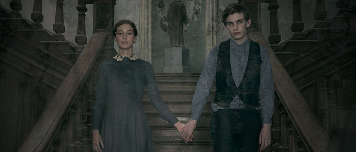 New Poster For Horror Movie THE LODGERS!