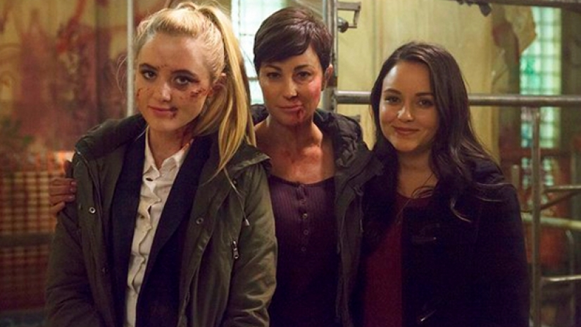 Supernatural Spinoff Series WAYWARD SISTERS Adds To Cast!
