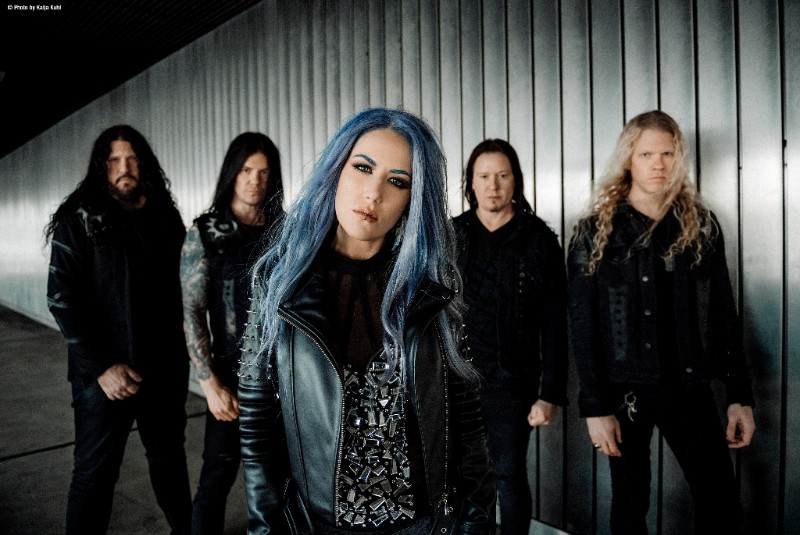 "ARCH ENEMY Announce Second Round of International ""Will To Power Tour"" Dates!"