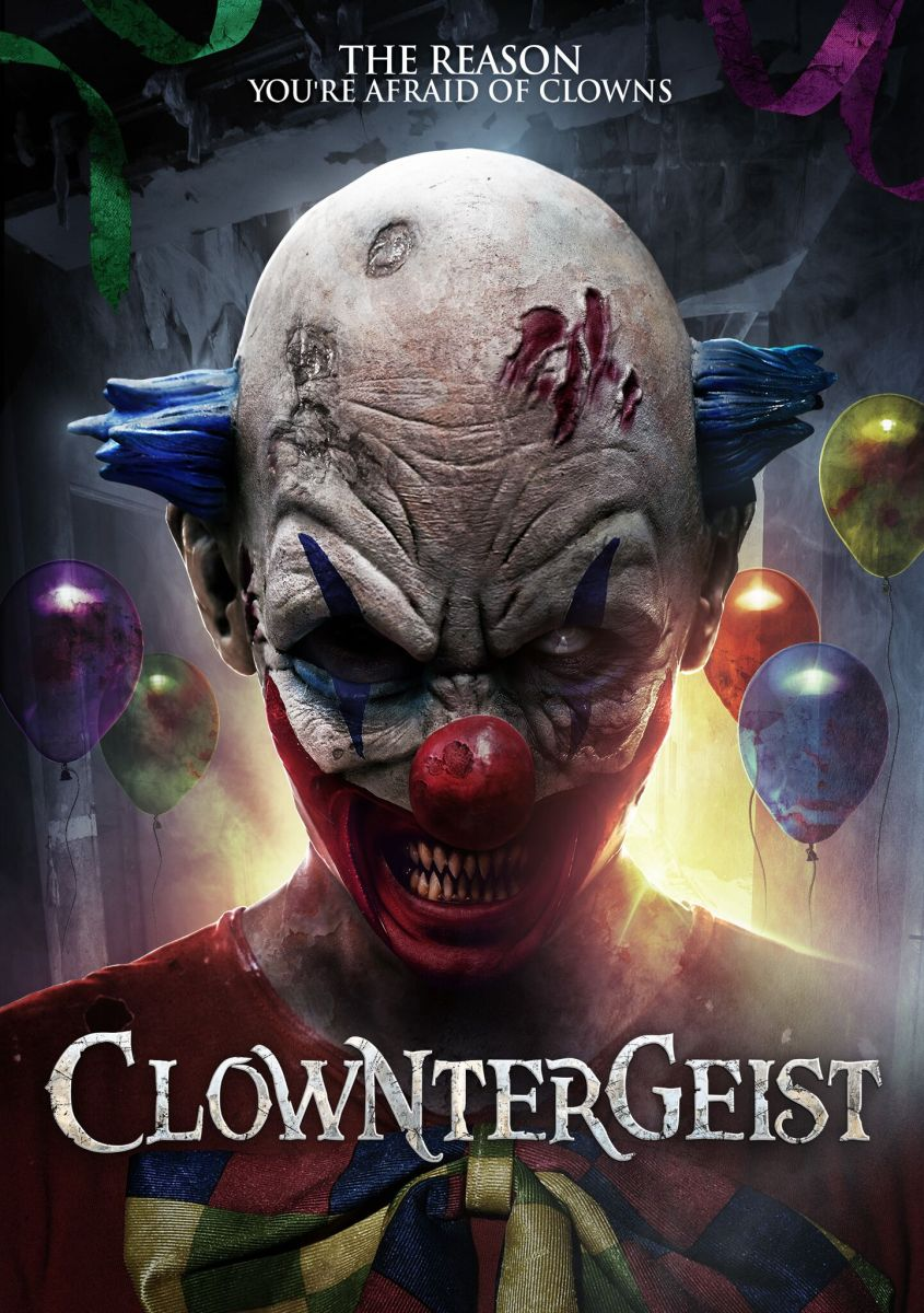 Exclusive Interview With Aaron Mirtes Director Of CLOWNTERGEIST!