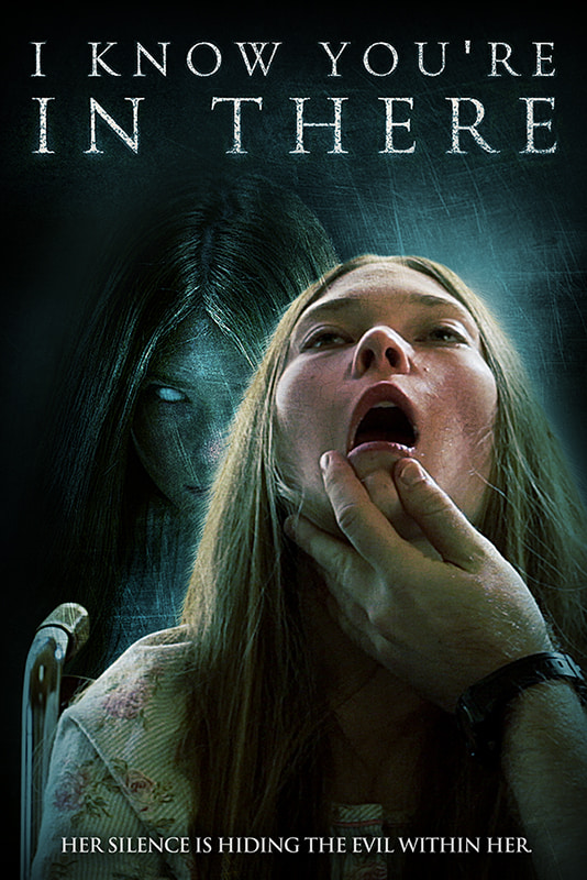 Official Trailer & Poster Debut For Disturbing I KNOW YOU'RE IN THERE!