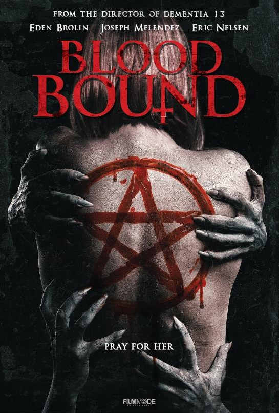 Sexy Witches Brew Up Trouble In Trailer For Horror Film BLOOD BOUND!
