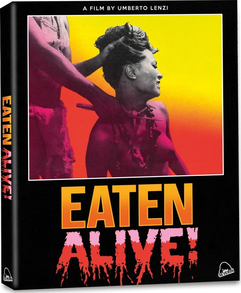 Umberto Lenzi's Gut Munching Film EATEN ALIVE! Coming To Blu-Ray From Severin!