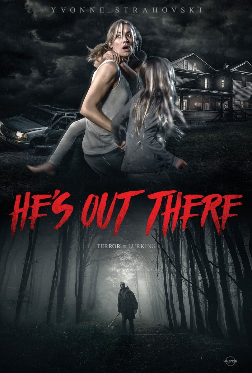 Horror Movie HE'S OUT THERE Debuts New Poster!