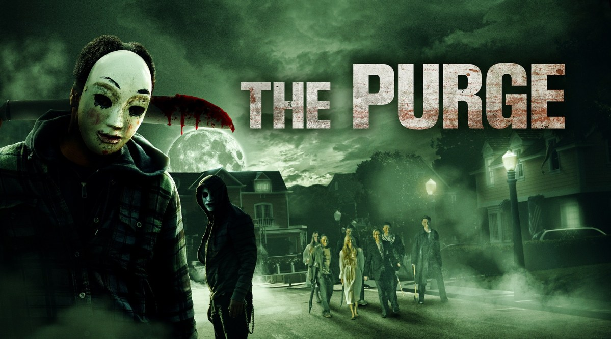 Award-Winning Director Set For Pilot Episode Of THE PURGE TV Series!