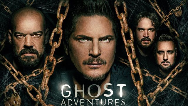 Travel Channel Presents A Live GHOST ADVENTURES Four-Hour Investigation On Halloween!