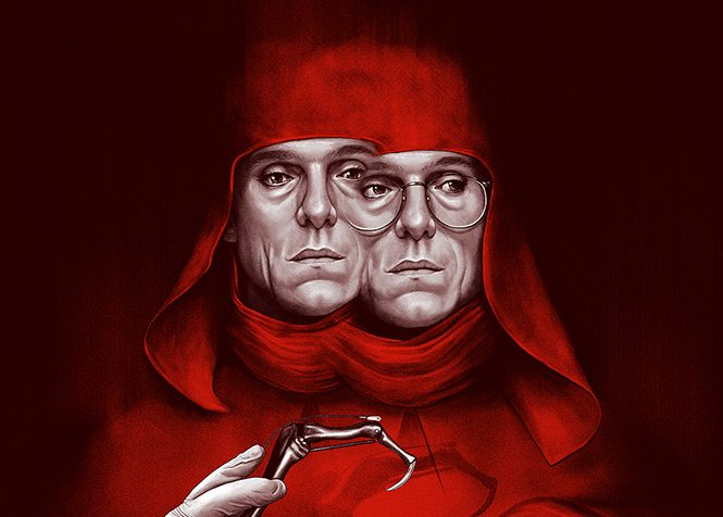 Mondo's Posters For DEAD RINGERS & TENEBRAE Plus New Enamel Pins!