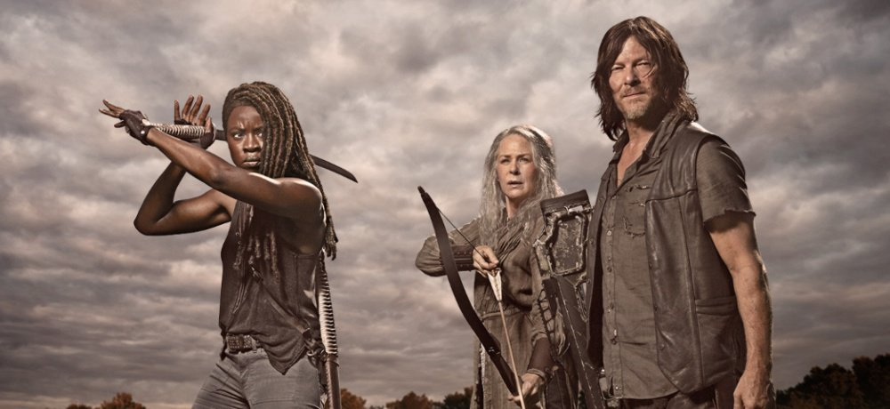 AMC Announces Return Date For THE WALKING DEAD Season 9 Second Half!