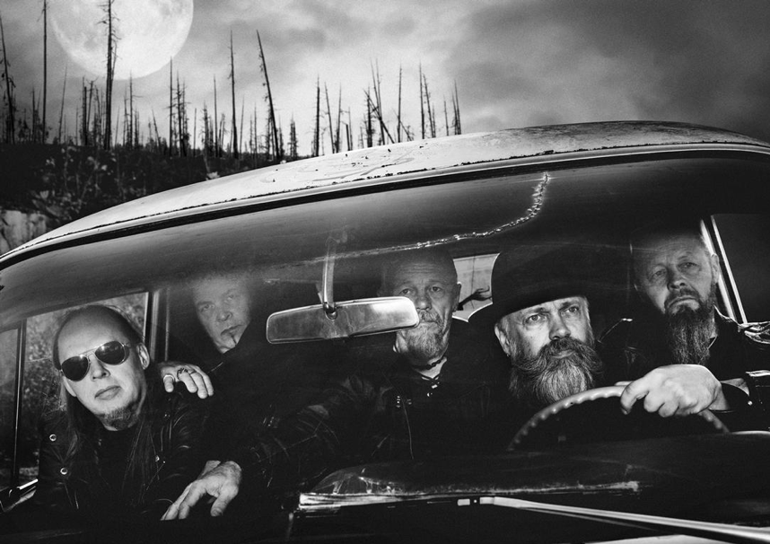 Doom Legends CANDLEMASS  Announce New Album, 'The Door To Doom'!