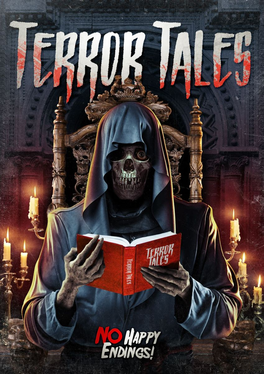 First Trailer For TERROR TALES Featuring All-Star Cast!