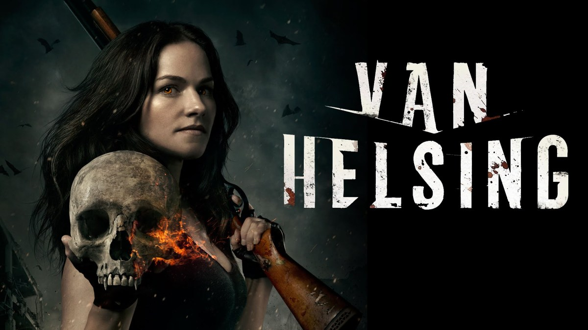 Syfy Renews VAN HELSING for Season 4!