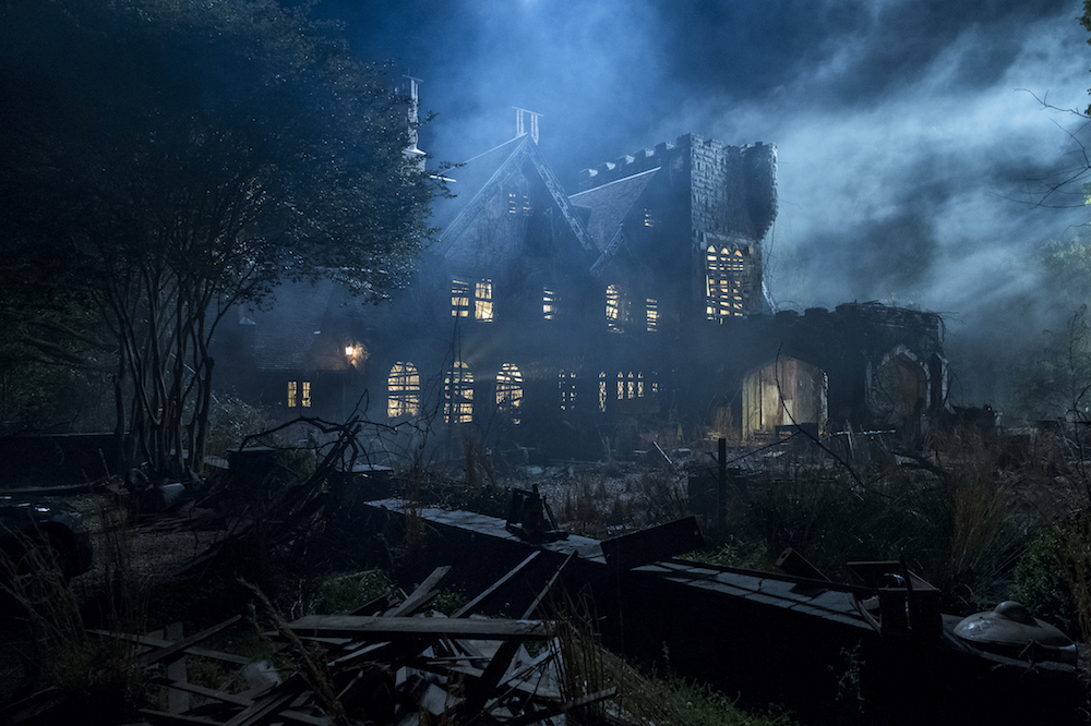 Haunting Of Hill House Gets Season 2 at Netflix, Now Known as THE HAUNTING!