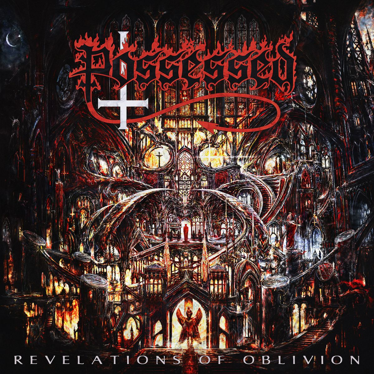 "Death Metal Legends POSSESSED Reveal New Album and Drop First Single ""No More Room In Hell""!"