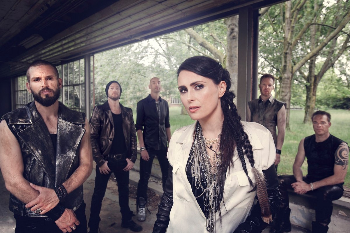 "WITHIN TEMPTATION (2019) ""Resist"" World Tour Live Concert Review"
