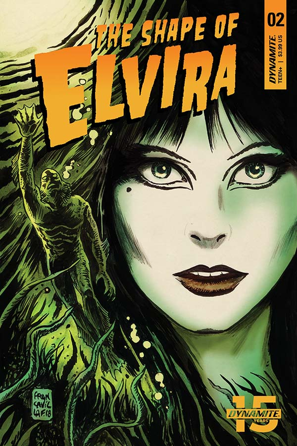 Comic Crypt: Elvira: The Shape of Elvira #2 Preview