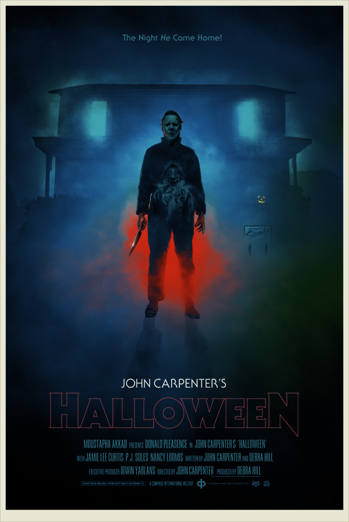 Mondo Halloween 2020 Mondo's 31 Days Of Halloween Release More Classic Horror Posters!