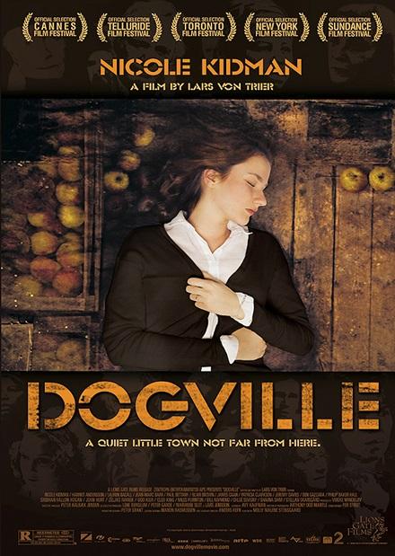 Risultati immagini per DOGVILLE ( 2003 ) POSTER