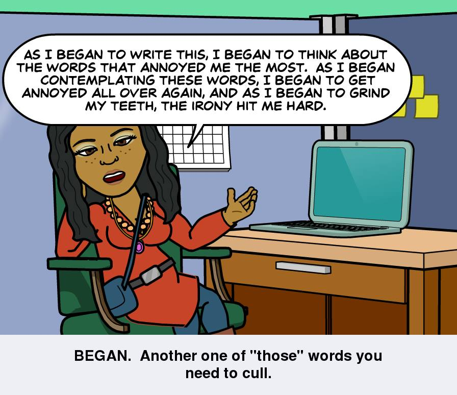 Bitstrip BEGAN