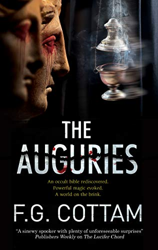 Epeolatry Book Review: The Auguries - The Horror Tree