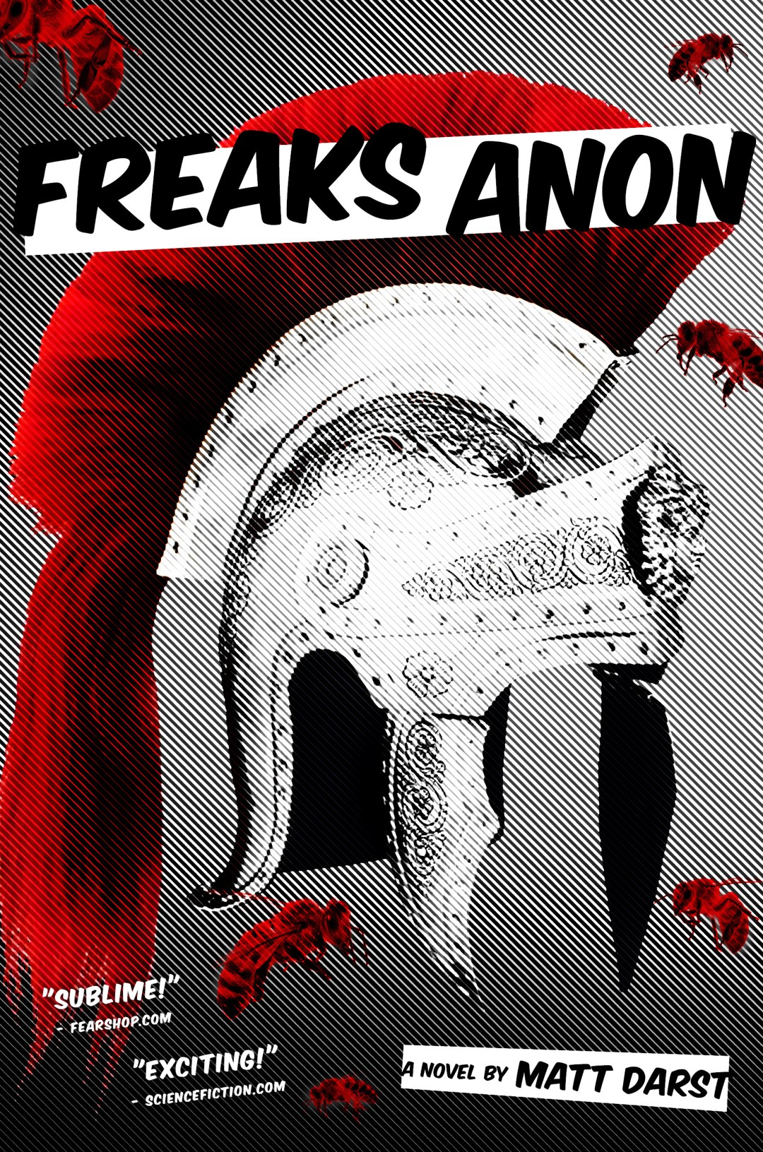 Help Celebrate the Release of 'Freaks Anon' – Enter to Win a Signed Copy!
