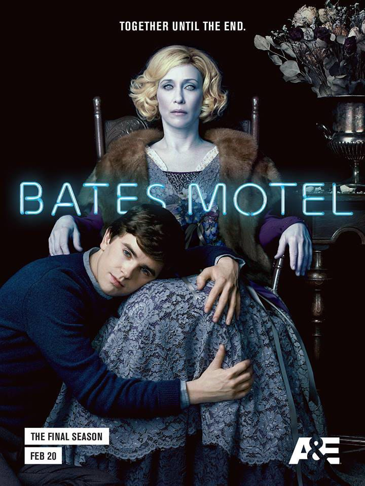 Three Teaser Posters Are Out for the Fifth Season of 'Bates Motel'