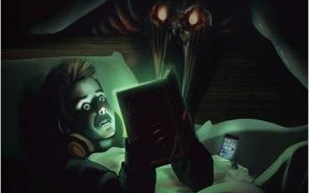 Bedtime Horrors by Nic Kristofer Black – Book Review