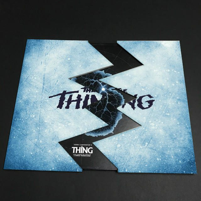Pre-Orders Open Again For 'The Thing' Vinyl Soundtrack