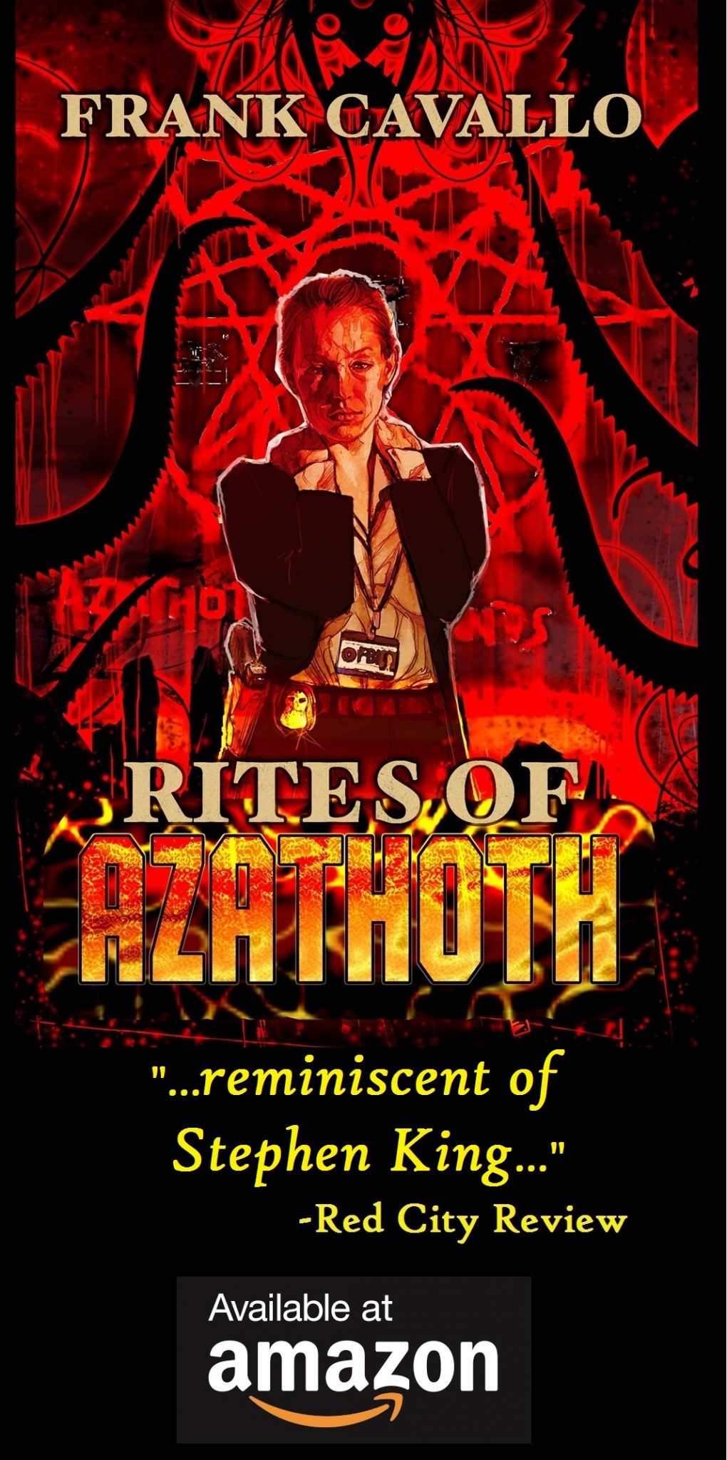 'Rites of Azathoth' by Frank Cavallo – Book Coming Soon