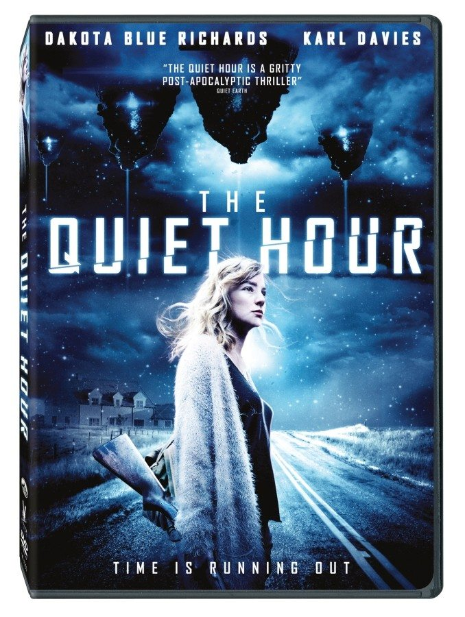 The World is in Chaos with Stéphanie Joalland's 'The Quiet Hour' on DVD March 21st!